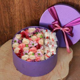 солодка капелюшна коробочка