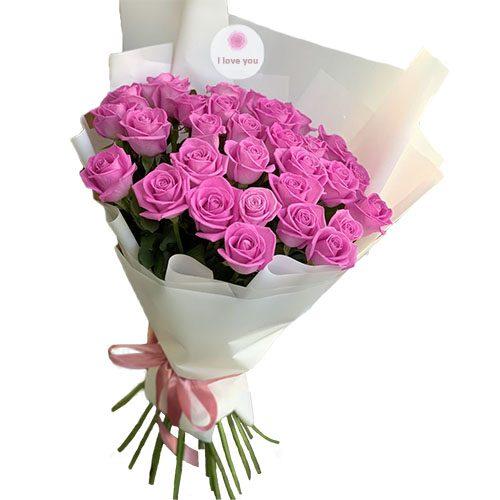 """фото 33 троянди """"Аква"""""""