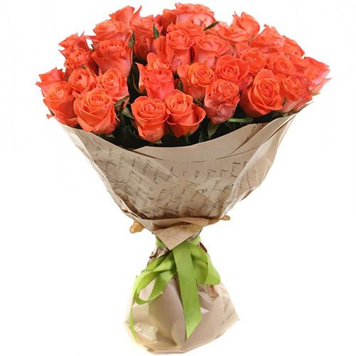 "51 троянда ""Вау"" фото букета"