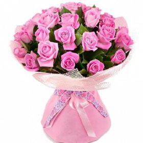 35 троянд аква