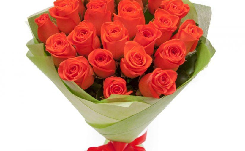 25 троянд вау