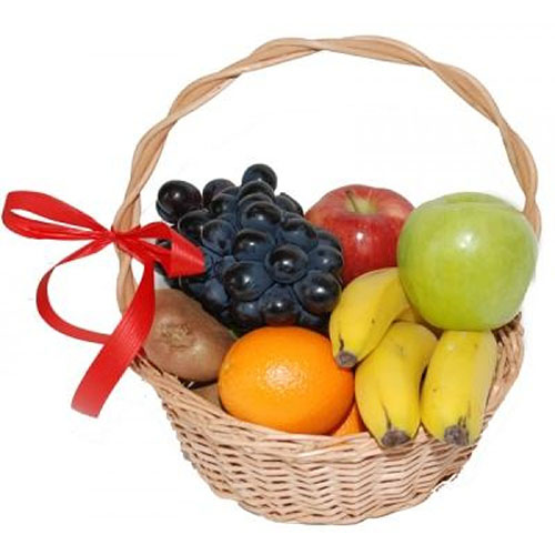 фото товару Малий кошик фруктів