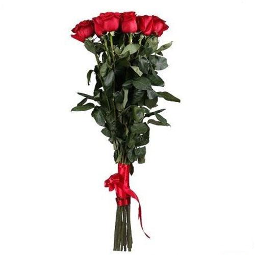 букет 11 метрових троянд