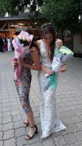 доставка і вручення квітів