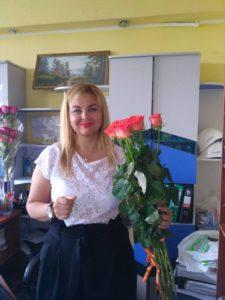 фотозвіт доставки квітів
