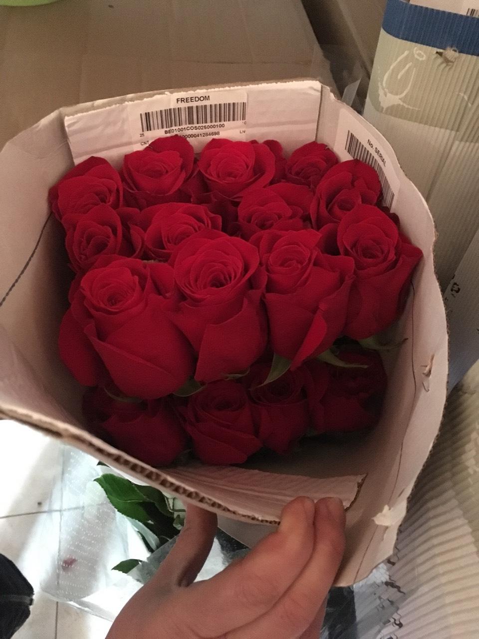 як доставляють троянди франківськ