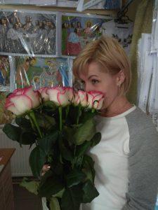 Магазин квітів у Івано-Франківську
