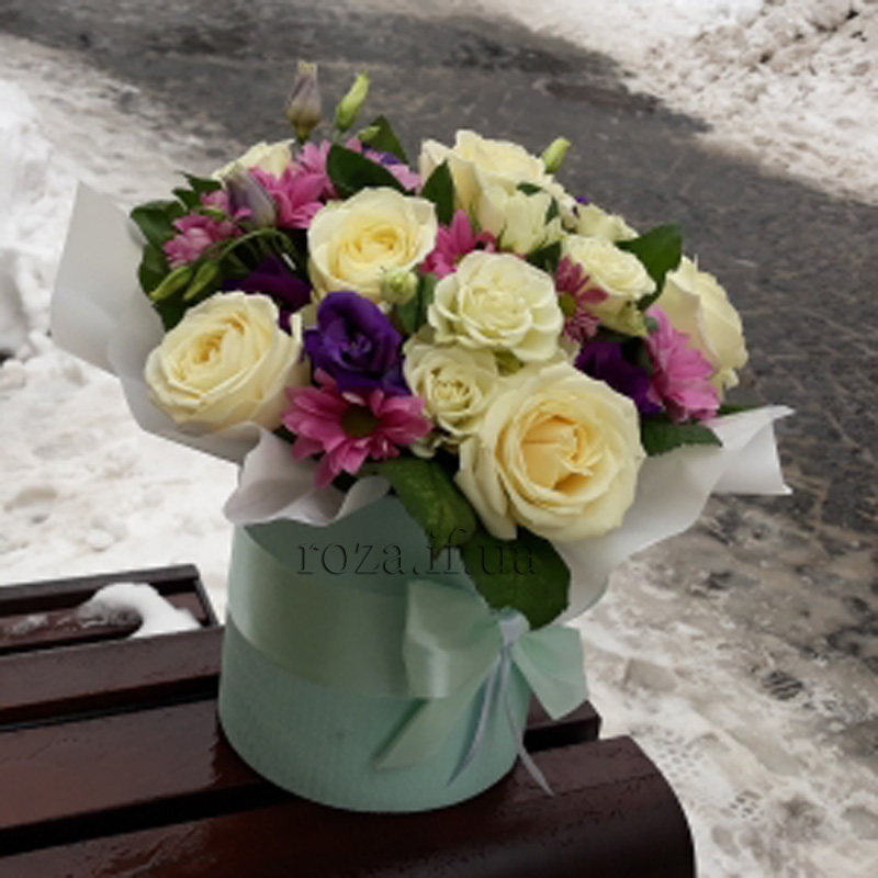 Замовити доставку квітів