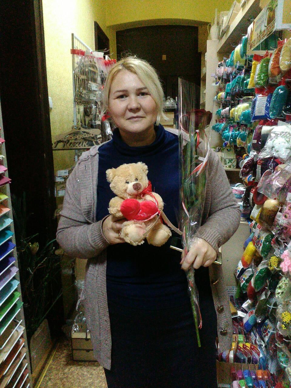 іграшка ведмедик