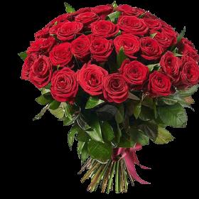 букет троянд