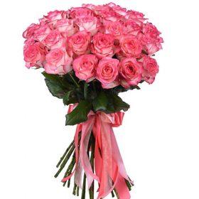 """фото букета 33 троянди """"Джумілія"""""""