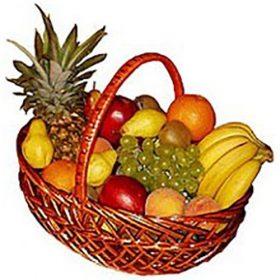 фото товару Великий кошик фруктів