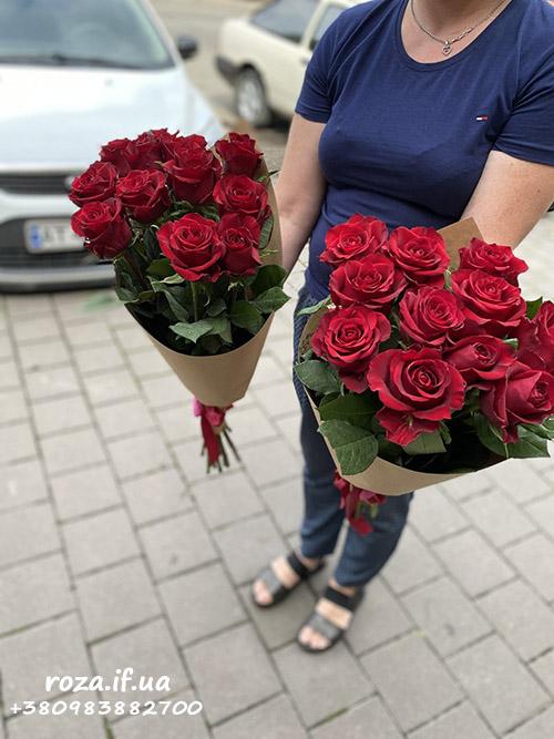 троянди 50 см фото